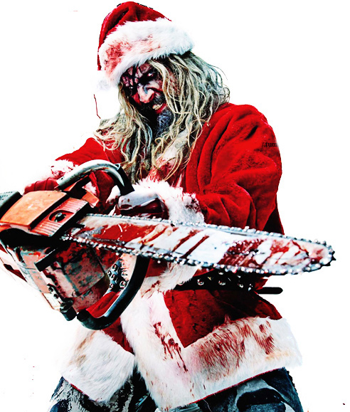 A Rob Zombie Claus