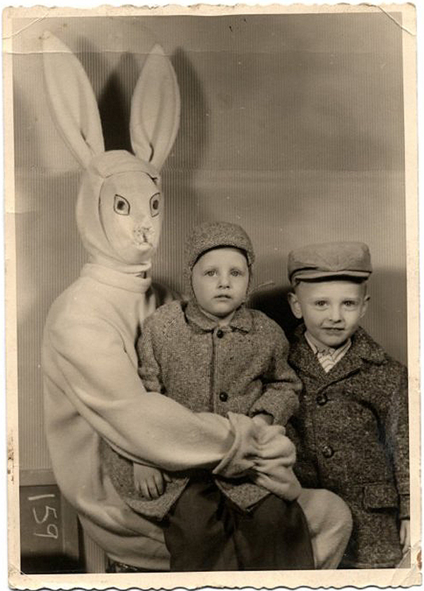 Terrifying Bunny 2