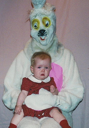Terrifying Bunny 3