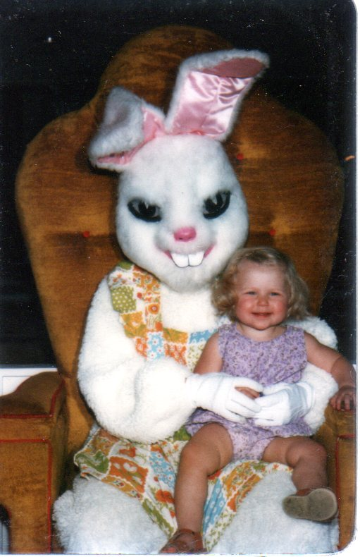 Terrifying Bunny 4