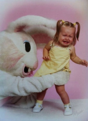 Terrifying Bunny